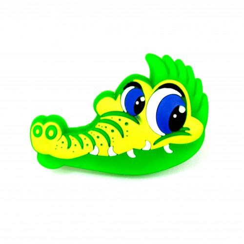 GTV Ручка детская крокодил (Китай)