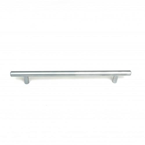 Ручка релинговая D12-128 матовый хром