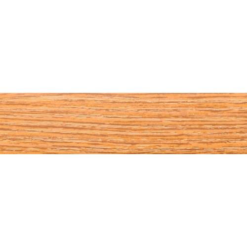 KROMAG Кромка PVC 22х0,6 Дуб Лугано Темный 15.07