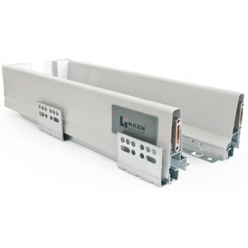 LS BOX   Perfect L=500 H= 94 Linken System БЕЛЫЙ