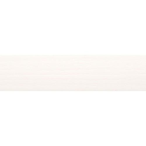 KROMAG Кромка PVC 22х0,6 Белая структура 501.02