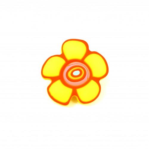 "Ручка кнопка GTV ""Цветок"""