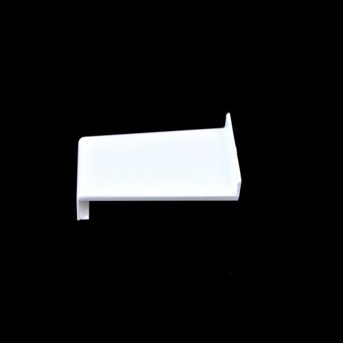 Заглушка для навеса 806 белая, левая Camar