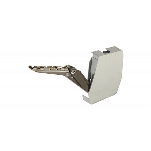 Hafele лифт FREE FLAP  H 1.5 107° модель A, белый, правый