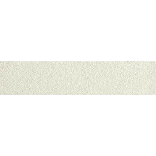 Кромка ABS 22х0,8 Белый базовый гладкий N50G Polkemic