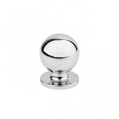 Ручка кнопка Ozkardesler MISKET-19 хром
