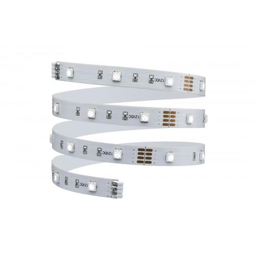 Свет - LED лента SMD 3528, 120 LEDs/M, 9.6W, 12V, тепл. бел., IP20 (L=5000 мм)