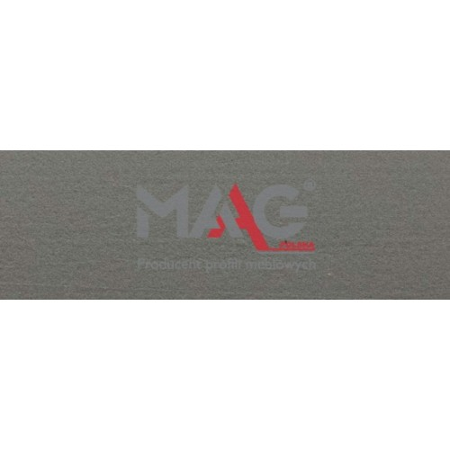 Кромка PVC 22х0,6 Алюминий D11/1 Maag