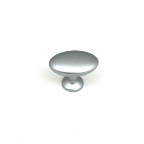 Ручка кнопка Ozkardesler SOMUN (KARIZMA) матовый хром
