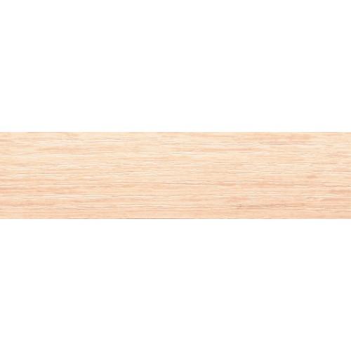 KROMAG Кромка PVC 22х0,6 Дуб Сантана Белый 15.17