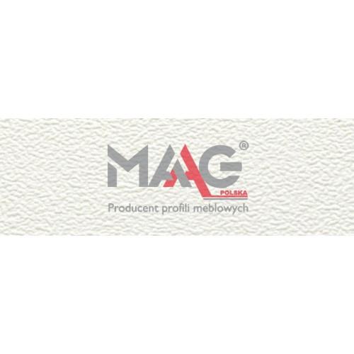 Кромка PVC 22х0,6 Белый (корка) 201-B Maag