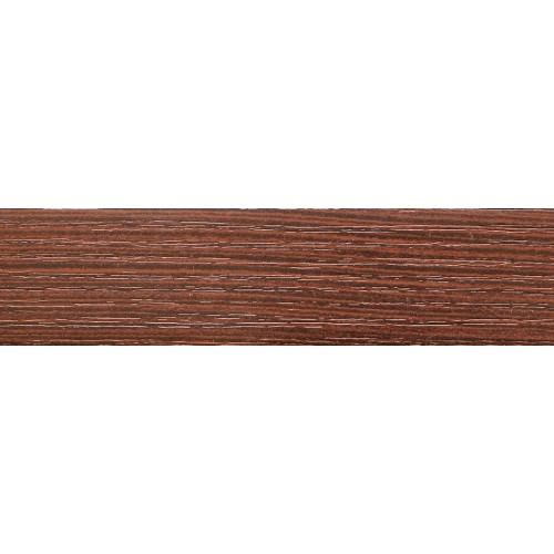 KROMAG Кромка PVC 22х0,6 Венге Шоколадный 16.03