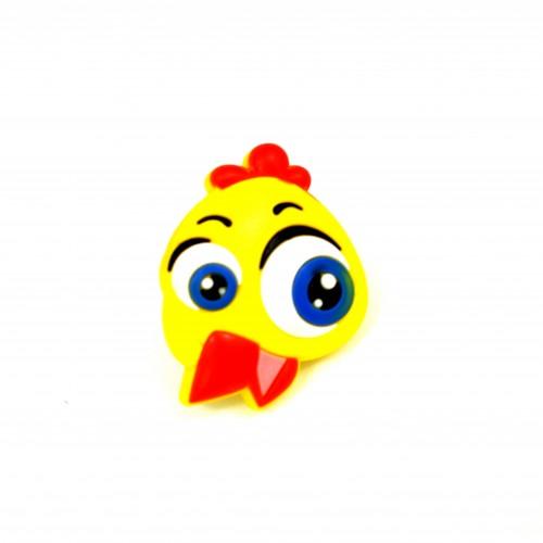 GTV Ручка детская цыпленок (сняли с производства) (Китай)