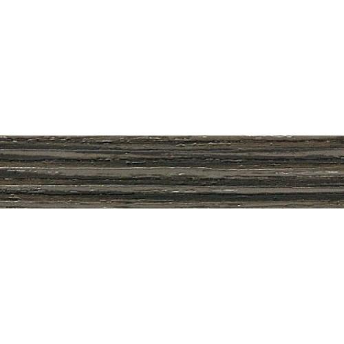 Кромка ABS 22х0,8 Фазенда черная N41/2 Polkemic