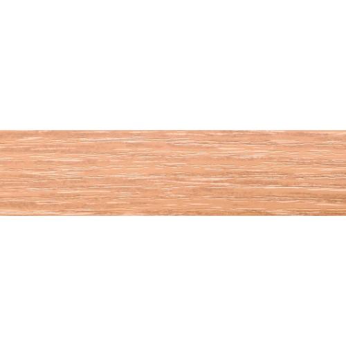 KROMAG Кромка PVC 22х0,6 Дуб Шамони Темный 15.15