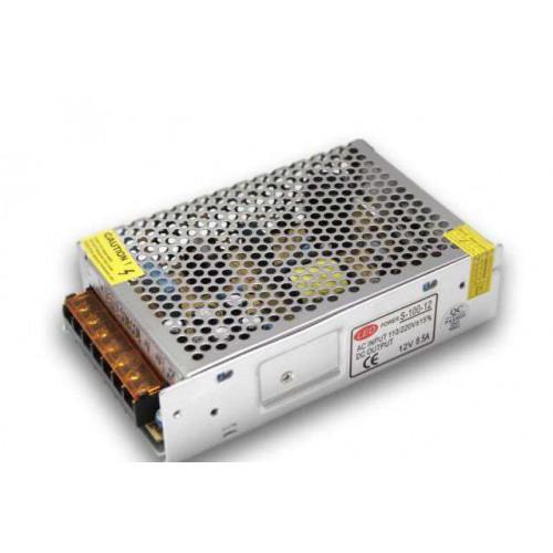 Трансформатор негерметичный, 12v 100W 8,5 А